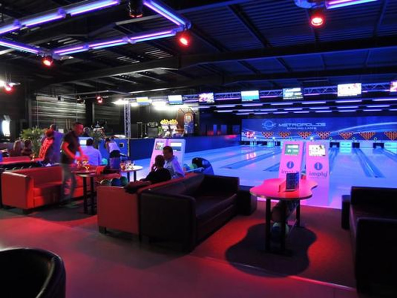 Bowling International Lorientais - Larmor-Plage